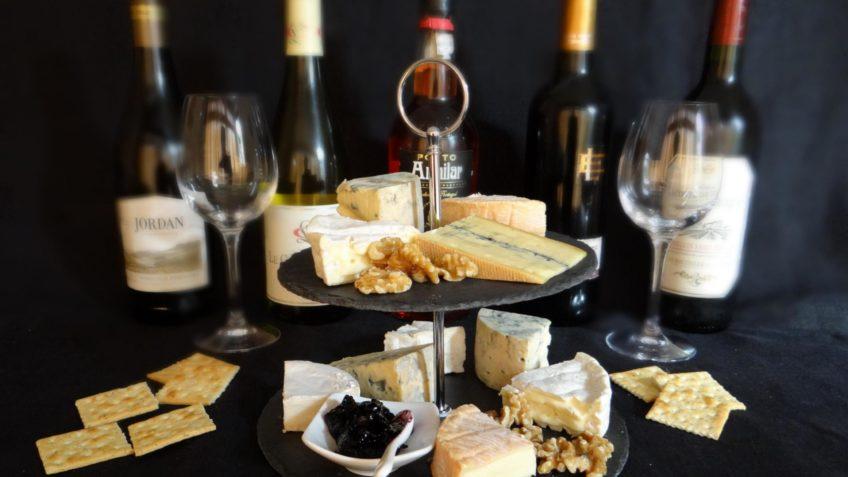 Welke wijn gaat goed samen met welke kaas