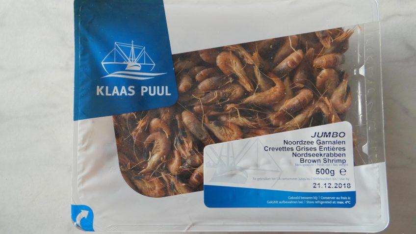 Hollandse garnalen bisque