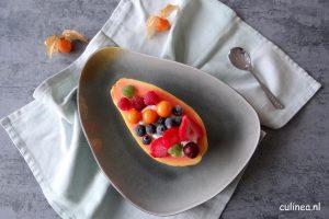 Papaya smoothiebowl