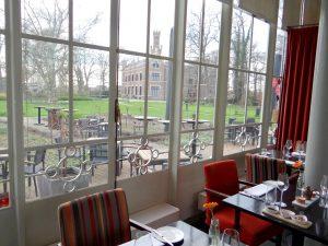 Restaurant De Oranjerie in Barneveld