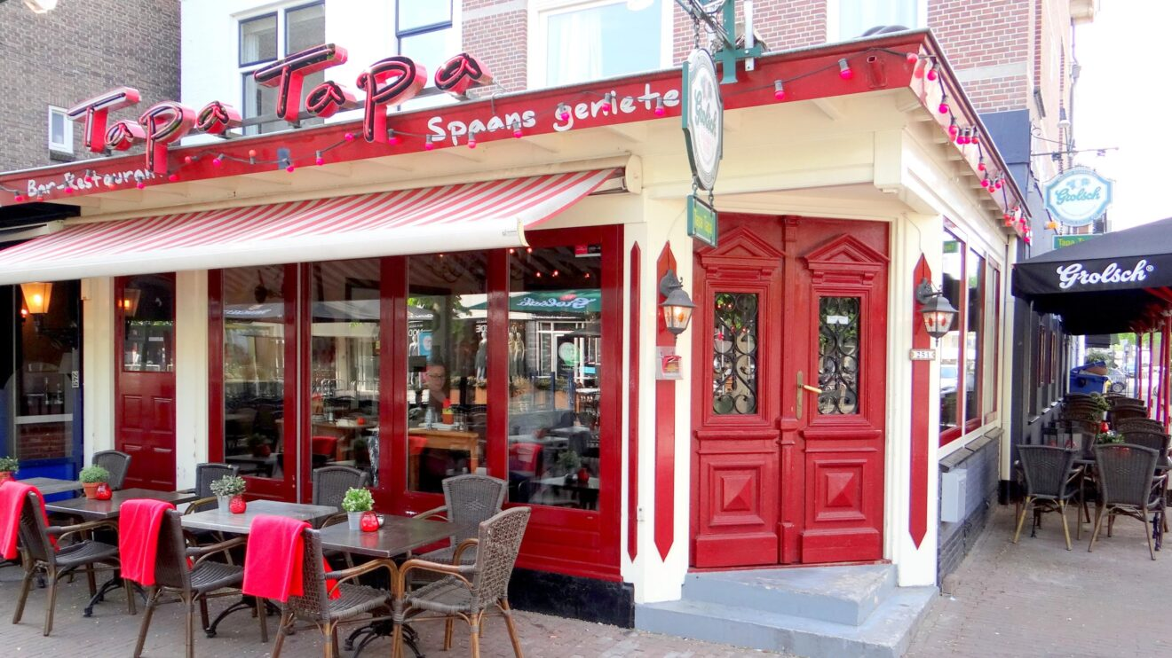 Restaurant Tapa Tapa in Zeist