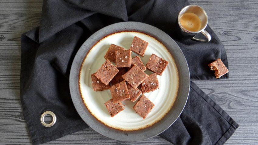 Rauwe cacao energiekoekjes