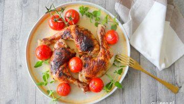 Geroosterde kip met sumak