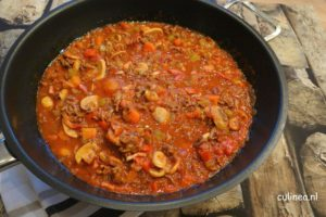 Hoe kan je eten minder pittig maken?
