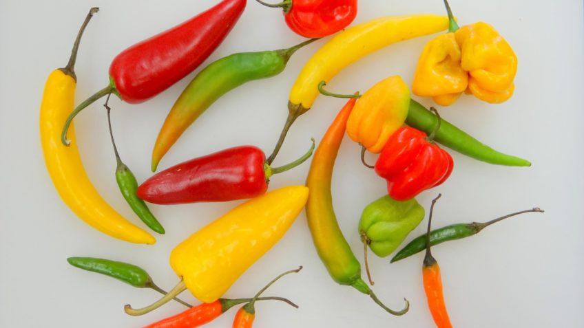 Hoe kan je eten minder pittig maken