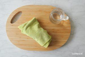 Hoe onderhoud ik mijn snijplank