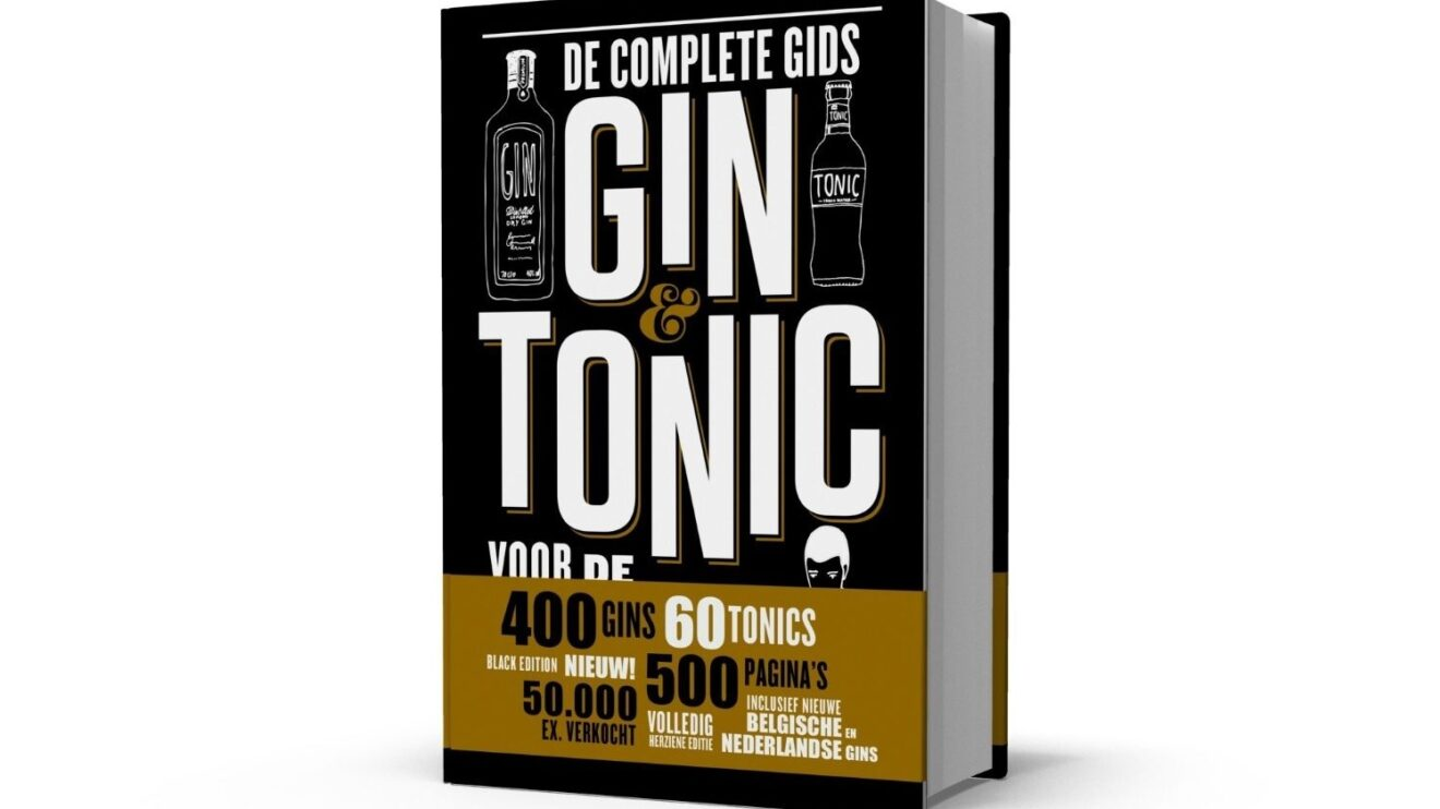 Het grote GIN & TONIC boek