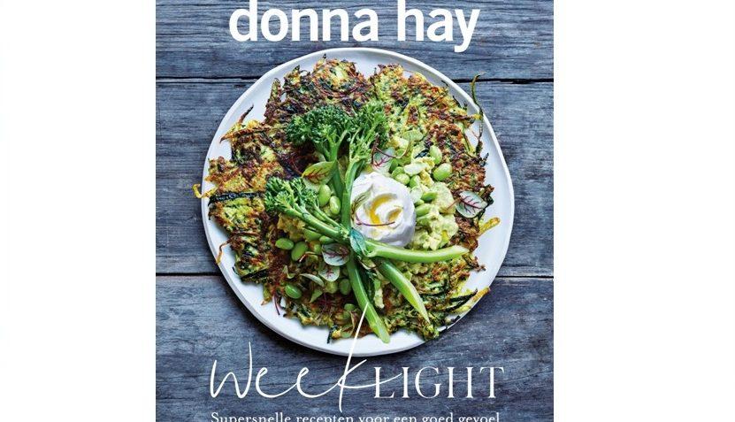 Boek WeekLight van Donna Hay