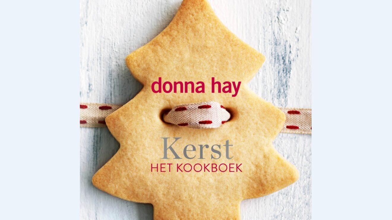Het boek Kerst van Donna Hay