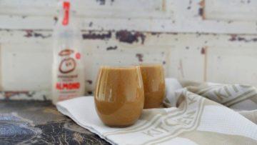 Mokka en cacao proteïne smoothie