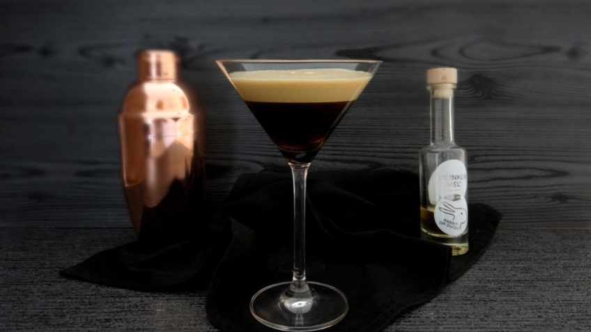 Drunken Mel Espresso Martini