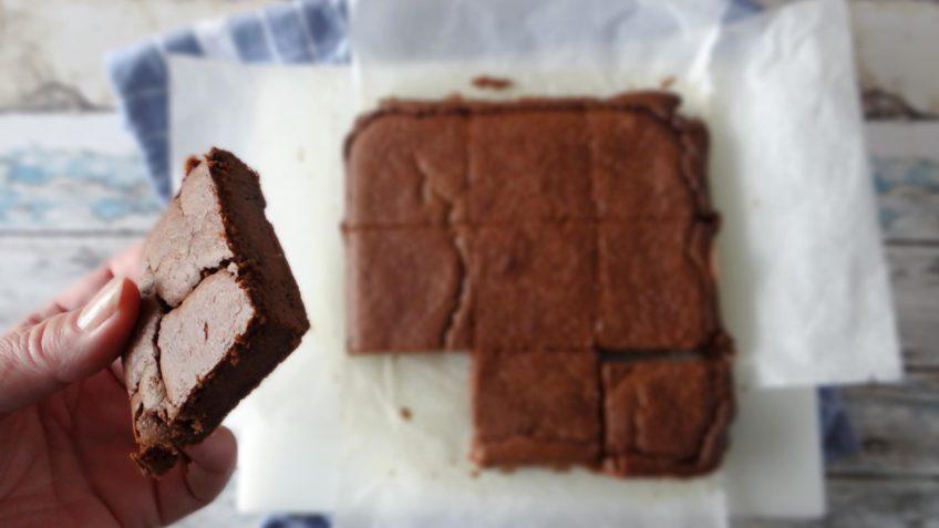 Chocolade kikkererwten koeken