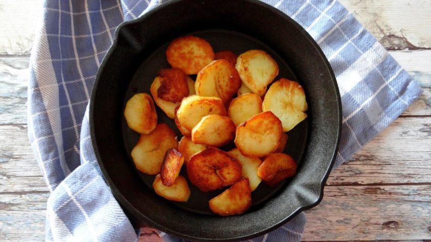 De lekkerste gebakken aardappelen