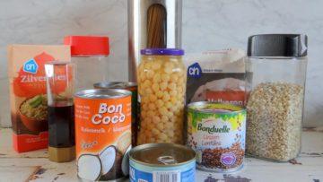 Wat kan je nog koken uit je voorraadkast