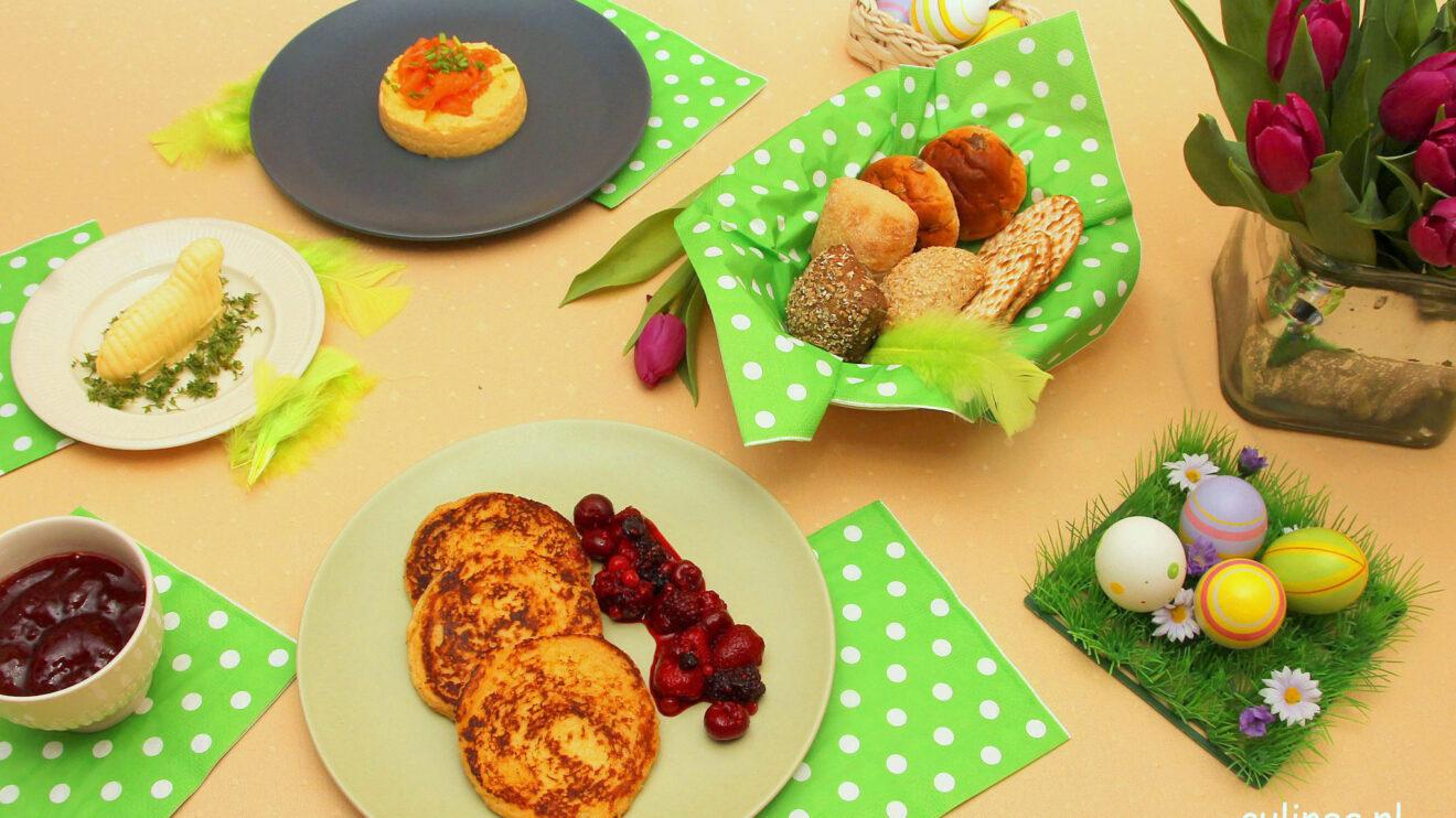 Heerlijke eierrecepten voor de Paasdagen