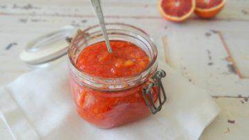 Jam van bloedsinaasappels
