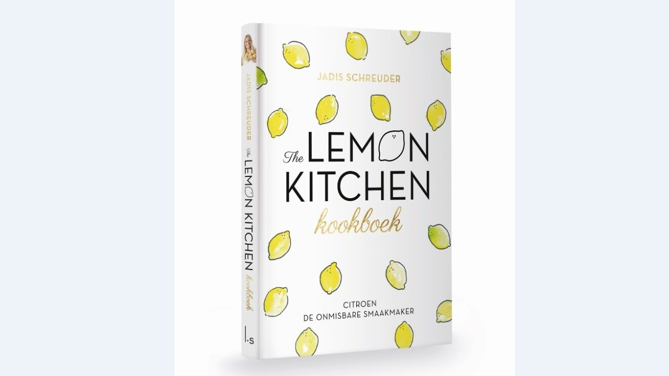 Kookboek The Lemon Kitchen