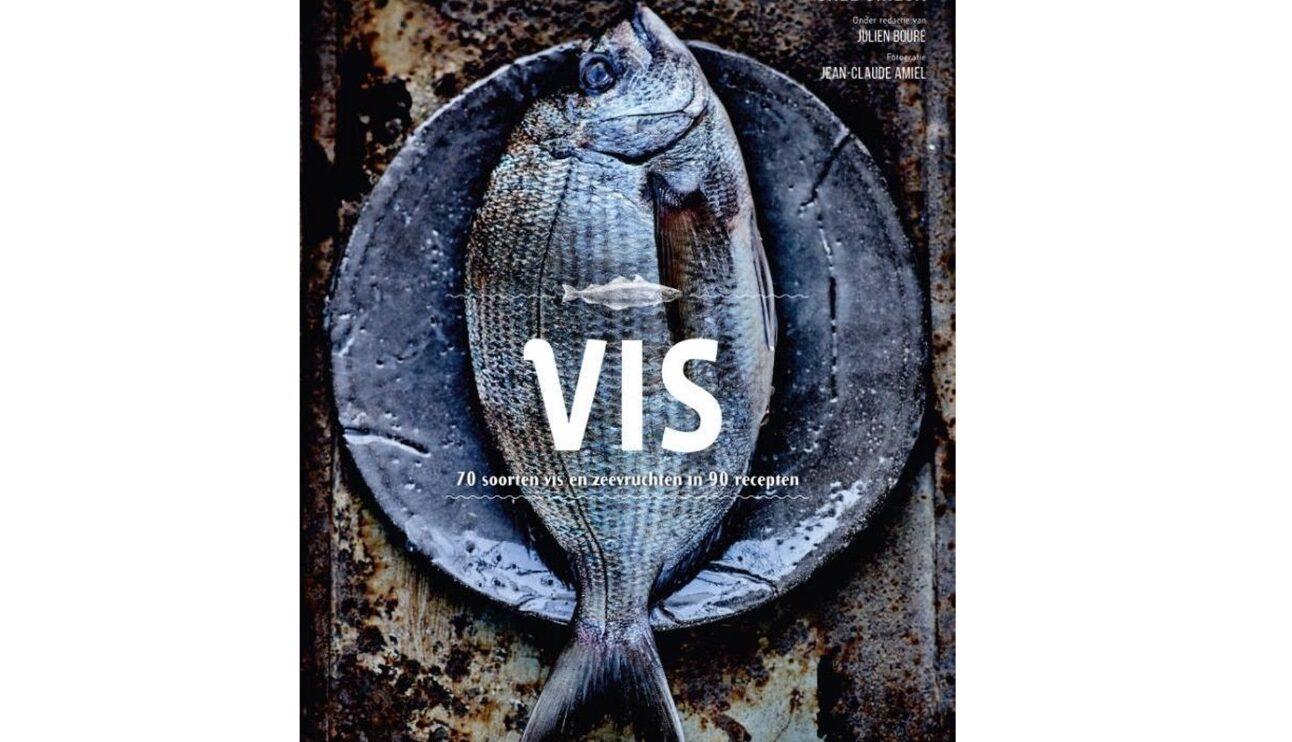 Kookboek Vis van Gaël Orieux