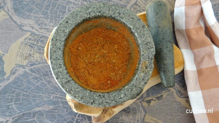 Zelf piri-piri kruidenmix maken