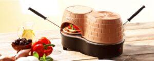 Lekker tafelen met de Pizzarette