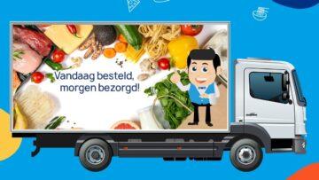 Online eten bestellen nog nooit zo populair als in 2020!