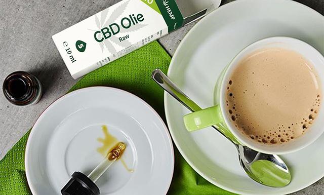 CBD olie in je eten - Tips en Gezondheidsvoordelen