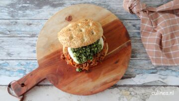 Italiaanse Sloppy Joes