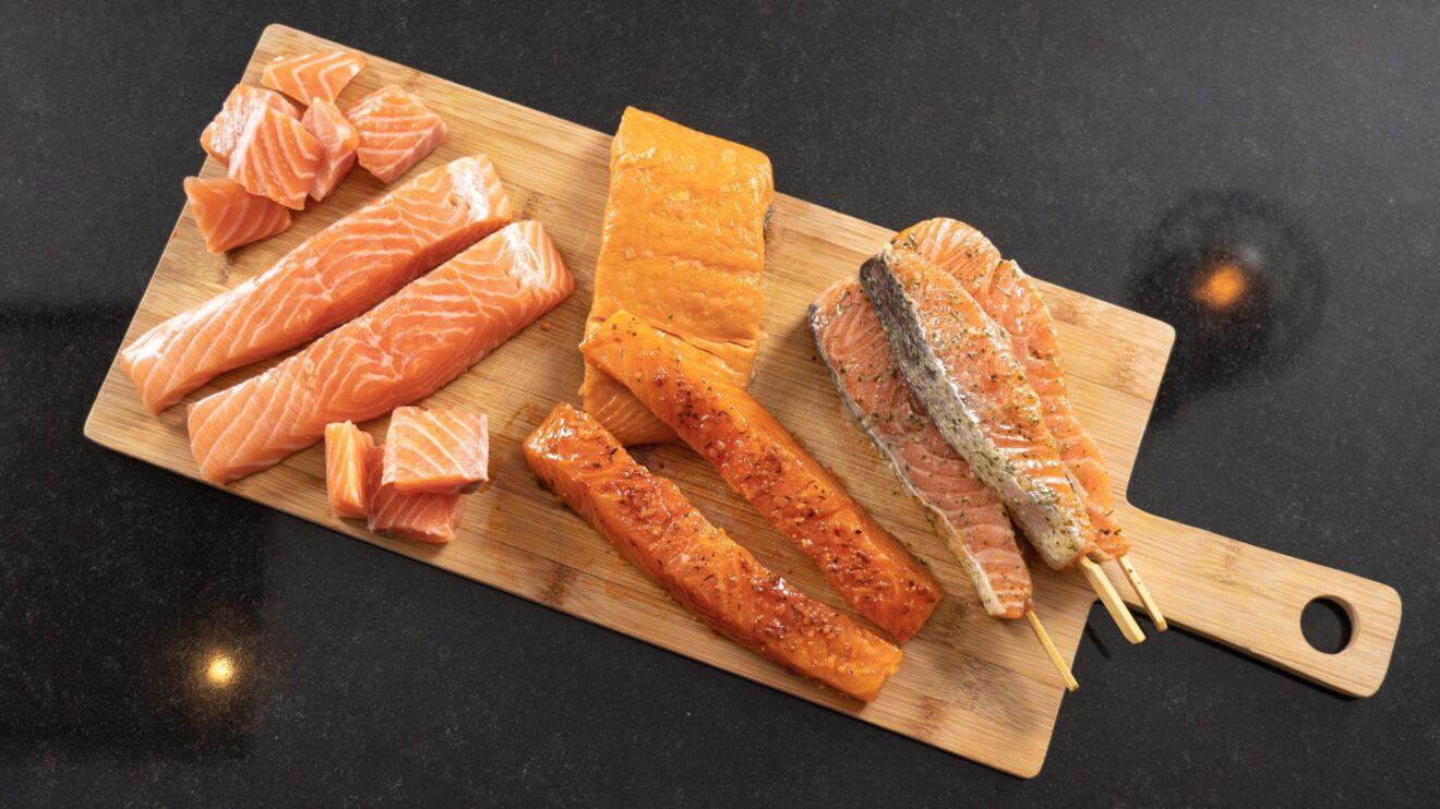 Ben jij een visliefhebber?