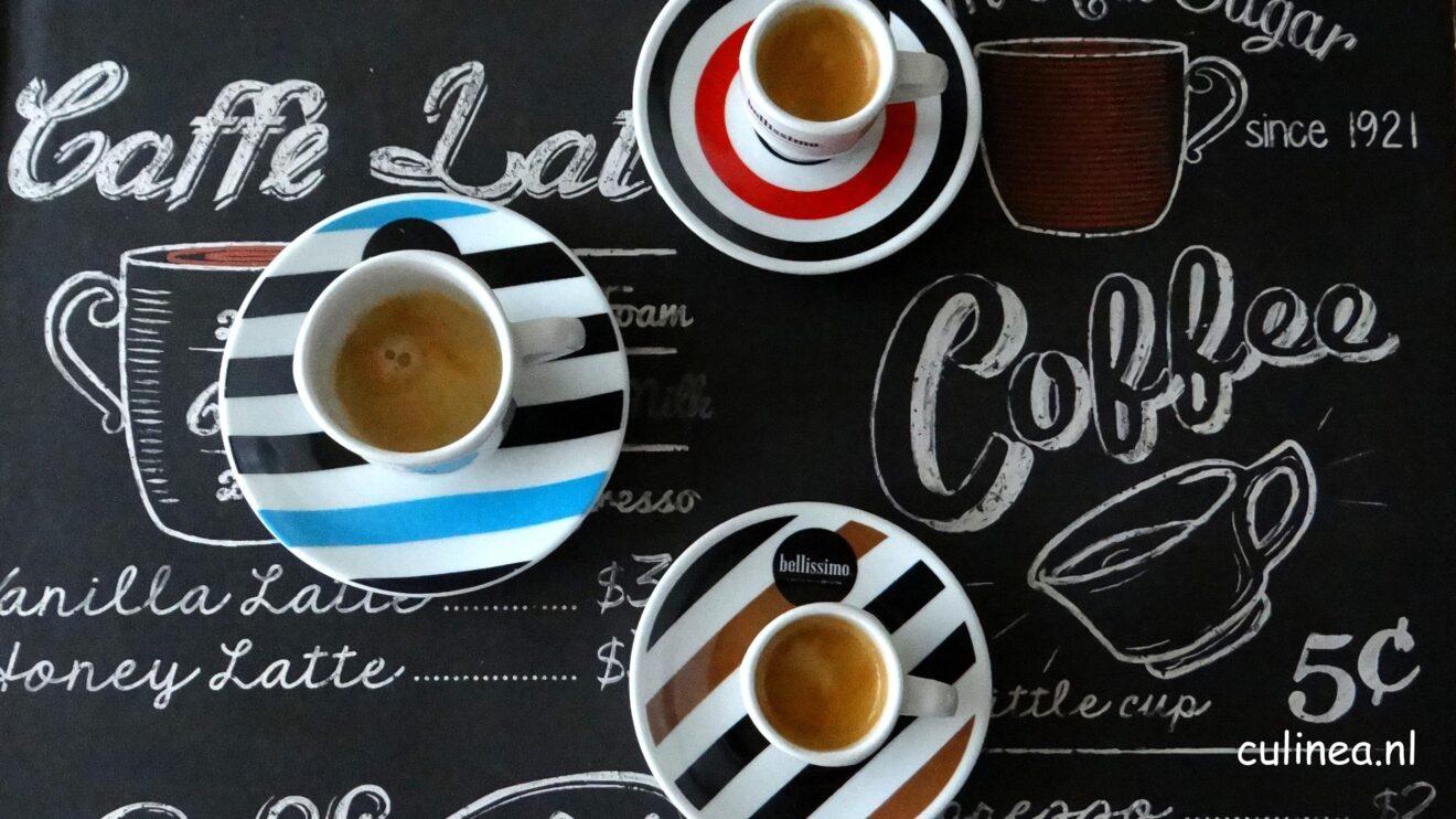 Welke smaken passen bij welke koffie?