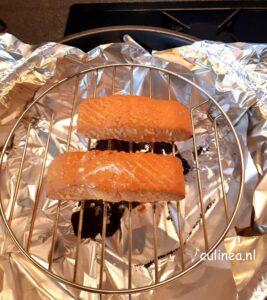 Vis roken zonder rookoven