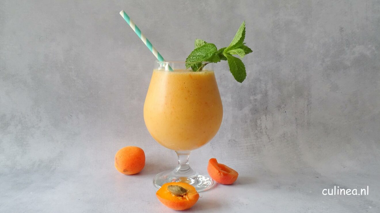 Frozen abrikozen Margarita