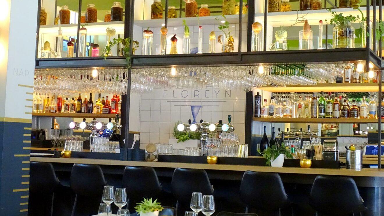 Restaurant Floreyn in Amsterdam